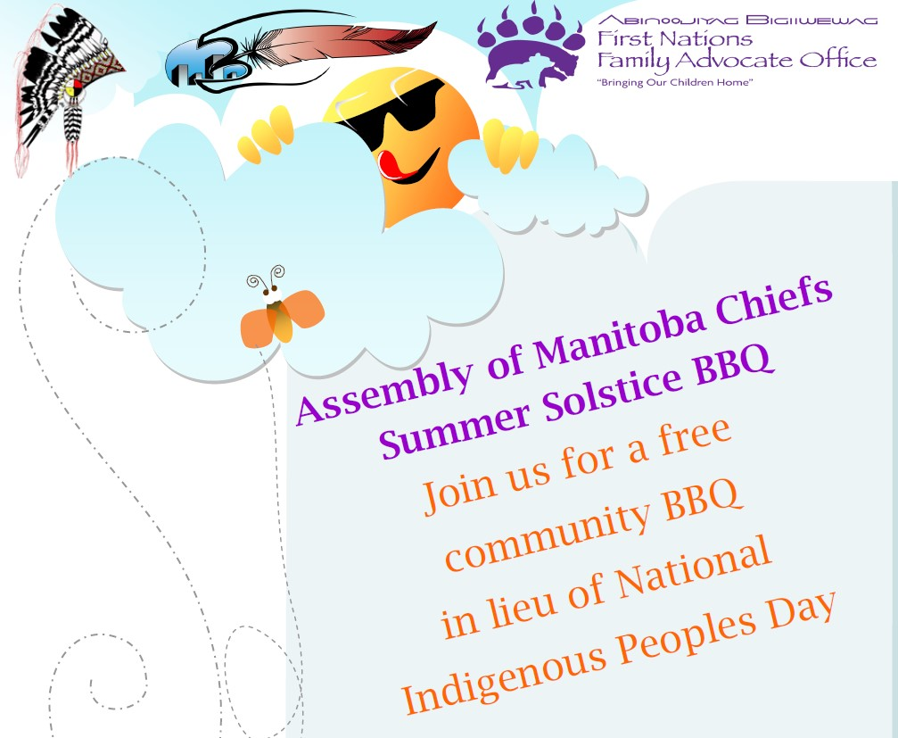 May 8 – 10, Lighting the Fire conference – Assembly of Manitoba Chiefs